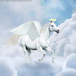 HEE horse avatar 2 by TrueBlueNature