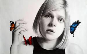Aurora Aksnes by Leortega7