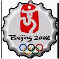 Biejing Olympics Bottle Cap by bountyhunter25