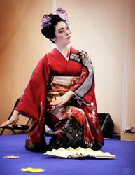Nihon Buyo performance by Ceridwenn
