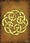 Celtic Knot by Ceridwenn