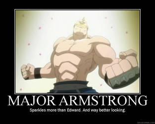 Armstrong Demot by tokiyaensui
