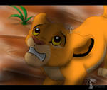 The Lion King - Encounter by Arvata