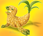 Pineapple Seal by Arvata