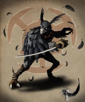FFXI - Yagudo Persecutor by Arvata
