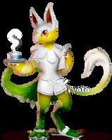 Nurse Chamomile by Arvata