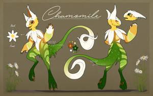 Grem2: Chamomile - Refsheet by Arvata
