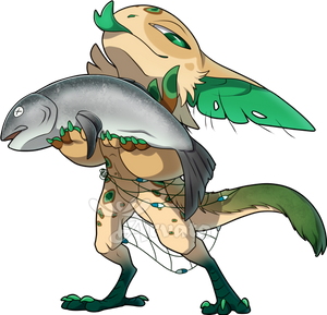 Nice Catch! by Arvata