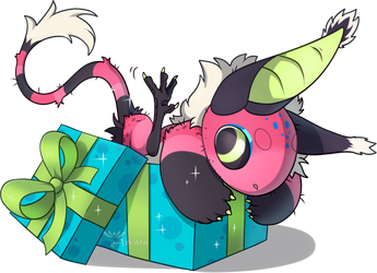 YGH: Holiday Gift - Roach by Arvata