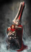 Knight2 by katoyo