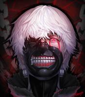 Tokyo Ghoul by katoyo