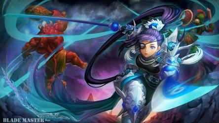 Blade Master by katoyo