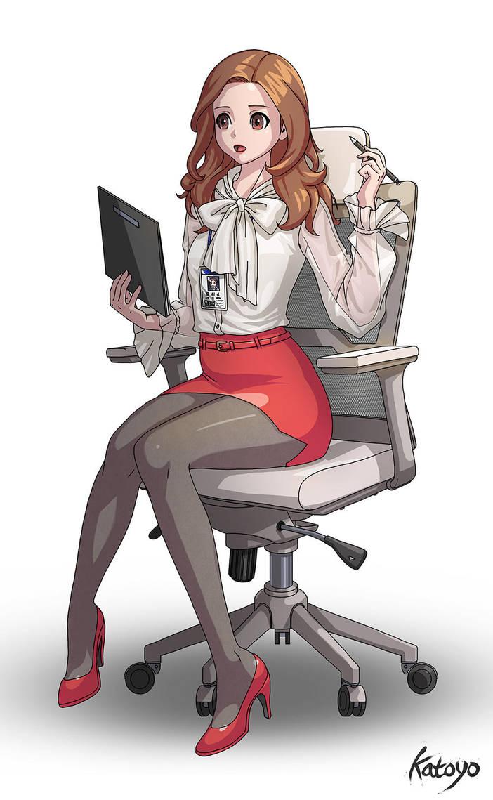 OfficeLady by katoyo