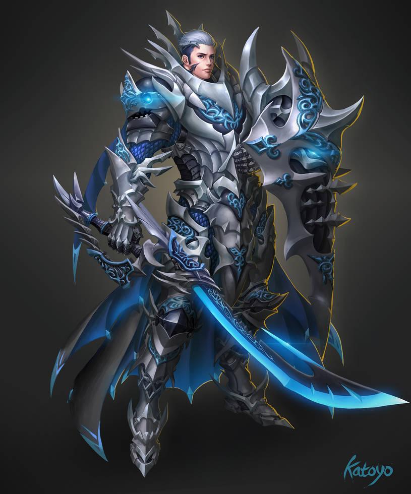 Knight03 by katoyo