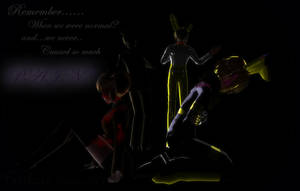 {MMD x FNAF} Remember when.... by Sir-Tamachee