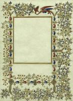 dragon scroll by VulcanElf