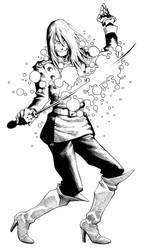 Kiriko from Prime Rose by Bunkosu