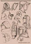 My sketchbook selections 3 by radu-jm