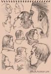 My sketchbook selections 5 by radu-jm