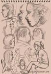 My sketchbook selections 8 by radu-jm