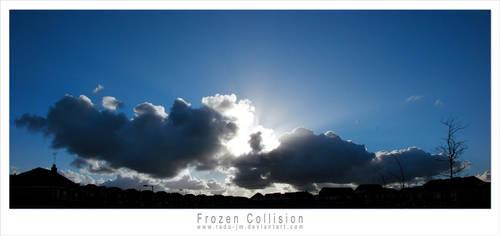 Frozen Collision by radu-jm