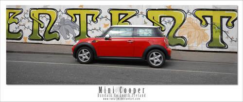 Mini Cooper by radu-jm