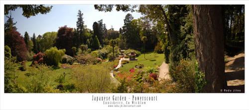 Japanese Garden, Powerscourt by radu-jm