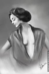 Portrait no.5 by radu-jm