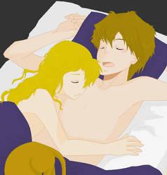 Pixel: Sleeping In by Kitty17794