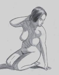 Naked beauty by ElvisPresleyFan3577