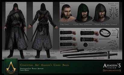 Concept Art - Assassin's Creed - Descobrimentos by NOOSBORN