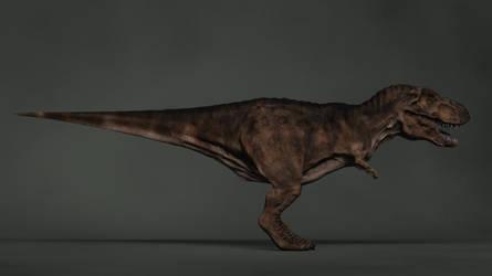 WIP Tyrannosaurus Rex by Vanishin