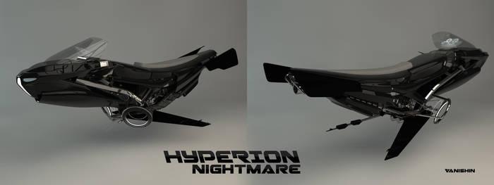 HYPERION Nightmare by Vanishin