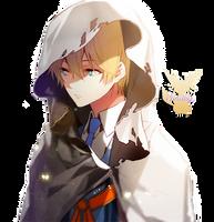 [Render] Yamanbagiri Kunihiro (Touken Ranbu) by Mouthy68