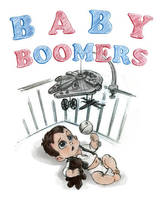 Han Solo Baby Boomer Cover by ArtofLaurieB
