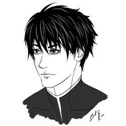 Riki sc by ZetsuRen