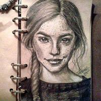 Sketch by Demetrina