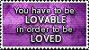 Lovable Love Stamp by SparkLum