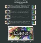 Explaination of File Types by SparkLum