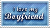Boyfriend Stamp by SparkLum