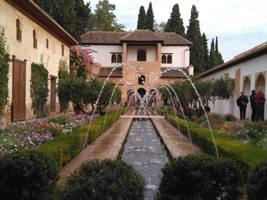 Generalife garden by diebitch2947