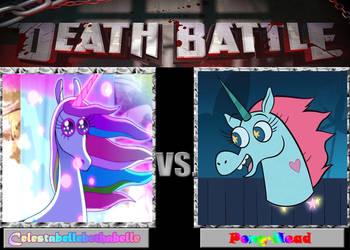UNICORN DEATH BATTLE!!!!!! by diebitch2947