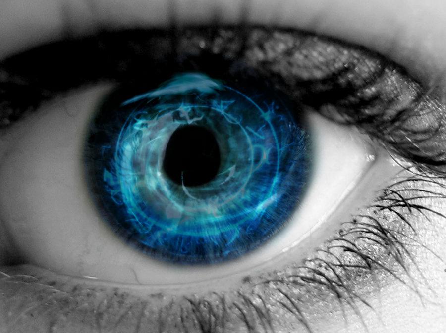 SciFi Eye by GinjaSnap