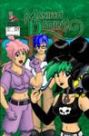 Manifest Destiny cover 01 by RabidElf