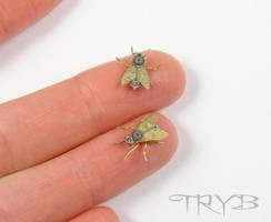 Clockwork flies by TRYBcomPL