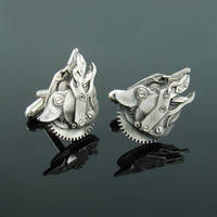Wolves cufflinks by TRYBcomPL