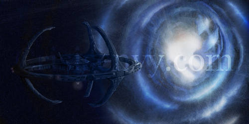 Deep Space Nine by CrisisEnvy