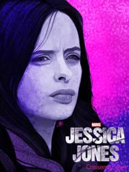 Jessica Jones by CrisisEnvy