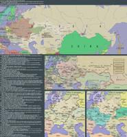 The Russian Civil Wars by djinn327