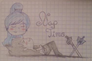Nap Time 2 by EMILYSJP